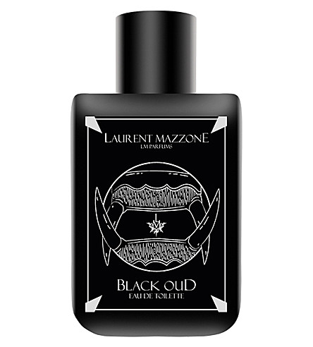LAURENT MAZZONE Black Oud eau de toilette 50ml
