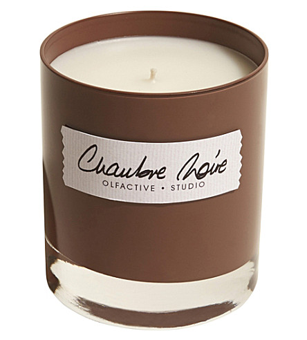 OLFACTIVE STUDIO Chambre Noire scented candle 300g