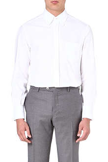 BRUNELLO CUCINELLI Oxford pocket shirt