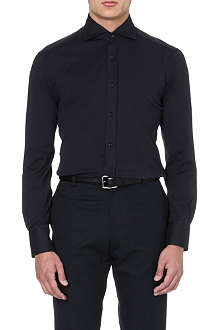 BRUNELLO CUCINELLI Slim-fit jersey shirt