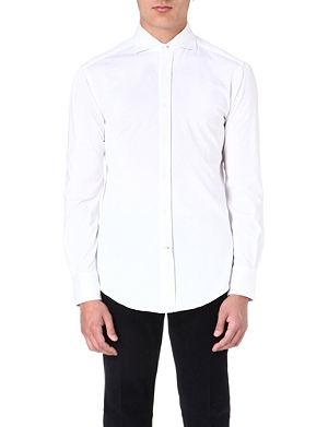 BRUNELLO CUCINELLI Slim-fit jersey shirt