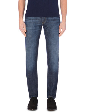 BRUNELLO CUCINELLI Slim-fit tapered jeans