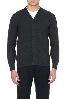 BRUNELLO CUCINELLI Long-sleeved cashmere cardigan