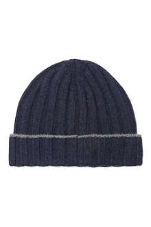 BRUNELLO CUCINELLI Turn-up beanie