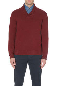 BRUNELLO CUCINELLI Long-sleeved cashmere jumper