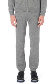 BRUNELLO CUCINELLI Cashmere jogging bottoms