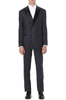 BRUNELLO CUCINELLI Double-breasted tuxedo
