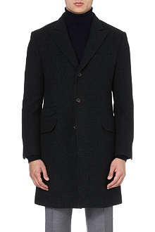 BRUNELLO CUCINELLI Long-sleeved wool coat
