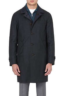 BRUNELLO CUCINELLI Reversible wool coat