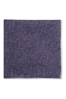 BRUNELLO CUCINELLI Cotton pocket square
