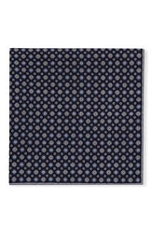BRUNELLO CUCINELLI Reversible printed pocket square