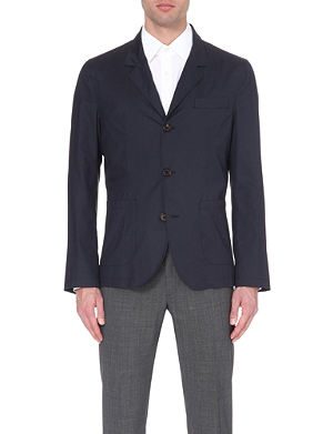 BRUNELLO CUCINELLI Single-breasted jacket