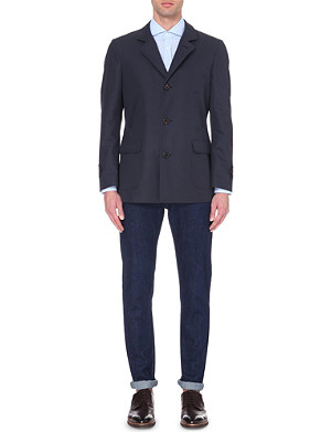BRUNELLO CUCINELLI Single-breasted jacket