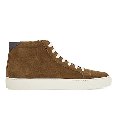BRUNELLO CUCINELLI Apollo hi-top trainers (6416+6415