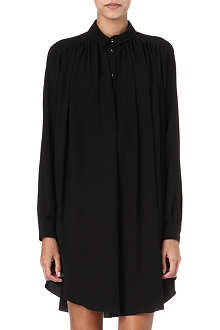 KENZO Pleated shirt dress
