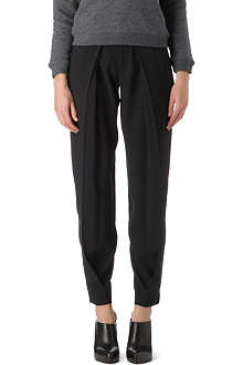 KENZO Pleated trousers