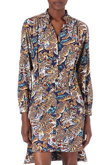 KENZO Tiger-print dress