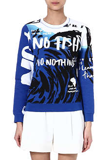KENZO No Fish No Nothing sweatshirt
