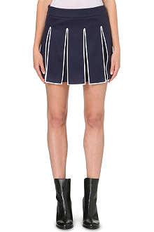 KENZO Cut-out panel mini skirt