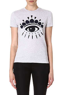KENZO Eye icon cotton t-shirt