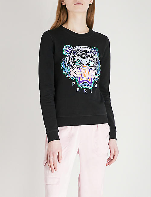 Kenzo TEEN sweatshirt dress fNnlvRy