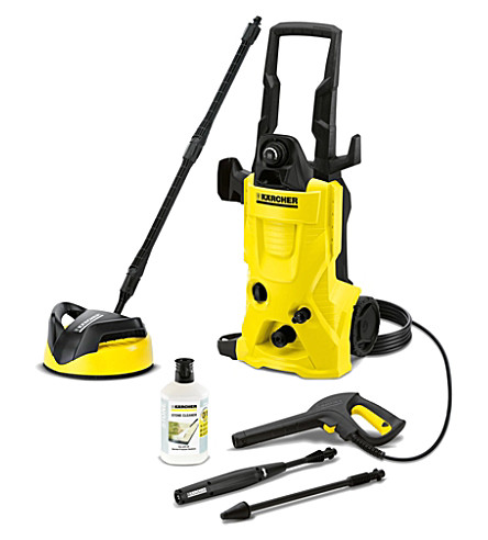 KARCHER K4 Home pressure washer (Black & yellow