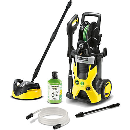 KARCHER K5 Premium Eco home pressure washer (Black & yellow