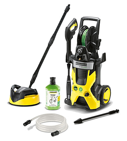 karcher k5 premium eco home pressure washer. Black Bedroom Furniture Sets. Home Design Ideas