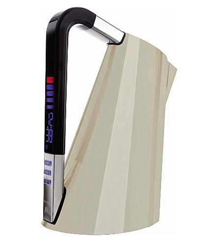 BUGATTI Vera electronic kettle (Cream