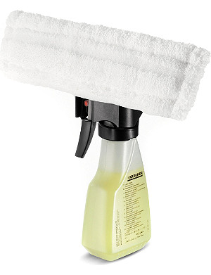 KARCHER Spray with Microfibre Wiper and detergent