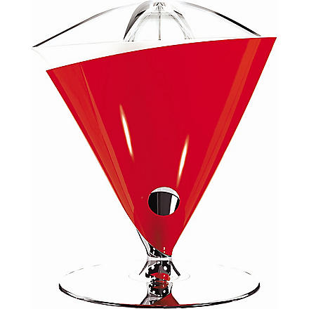 BUGATTI Vita electric juicer (Red