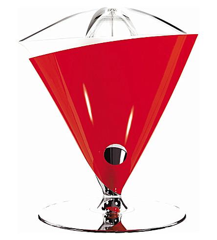 BUGATTI Vita electric juicer (Red
