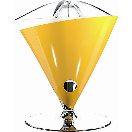 BUGATTI Vita electric juicer (Yellow