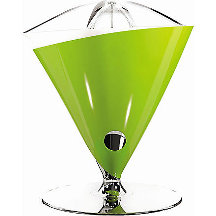 BUGATTI Vita electric juicer (Green