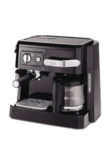 DELONGHI BCO 410 Combi espresso and coffee machine