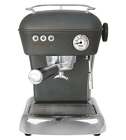 ASCASO Dream espresso and coffee machine (Anthracite