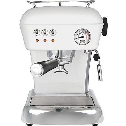 ASCASO Dream espresso and coffee machine (Cloud+white