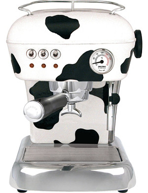 ASCASO Dream coffee and espresso machine