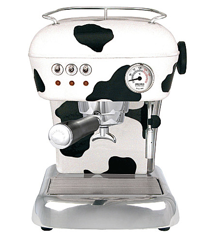 ASCASO Dream coffee and espresso machine (The+cow