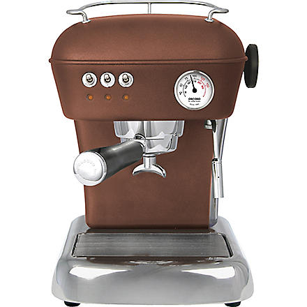 ASCASO Dream espresso and coffee machine (Chocolate