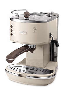 DELONGHI Icona Vintage espresso and cappuccino machine
