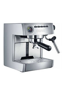 GRAEF ES 85 espresso machine