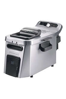 DELONGHI Stainless steel easy clean fryer