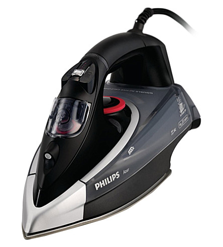 PHILIPS Azur 2600w steam iron (Black