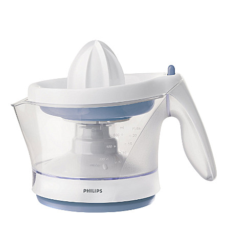 PHILIPS Viva Collection Citrus Press (White