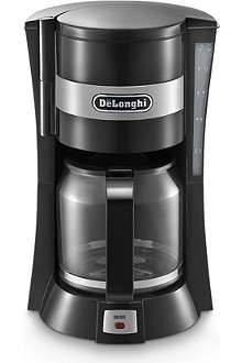 DELONGHI Black drip coffee machine