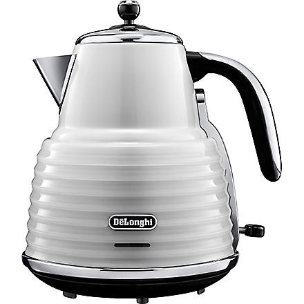 DELONGHI Scultura kettle in white (White