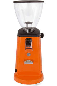 ASCASO Mandarin orange coffee grinder