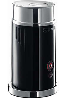 GRAEF Milk frother in black
