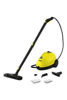 EPE Steam cleaner with attachments